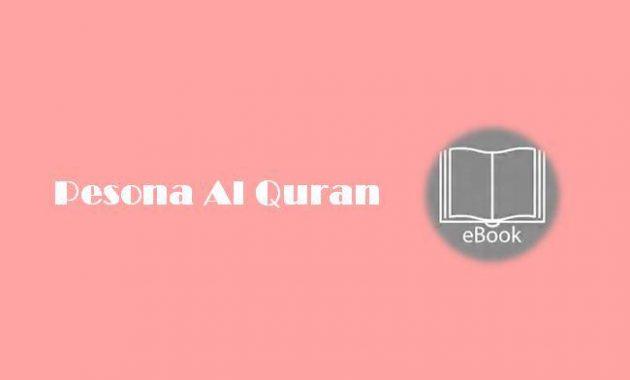 Ebook Pesona Al Quran