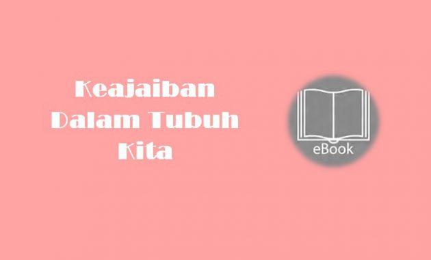 Ebook Keajaiban Dalam Tubuh Kita