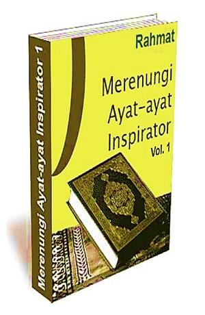 Merenungi Ayat-ayat Inspirator Sampul Buku