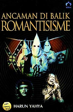 Ancaman Di Balik Romantisisme Sampul Buku