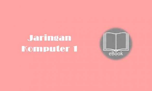 Ebook Jaringan Komputer 1