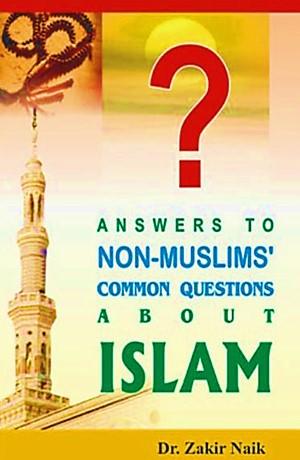 Jawaban Dari berbagai Pertanyaan Mengenai Islam Sampul Buku