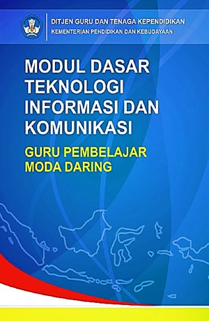 Ebook Modul Dasar Teknologi Informasi dan Komunikasi PDF