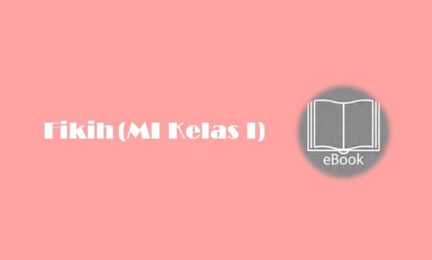 Ebook Fikih (MI Kelas I)