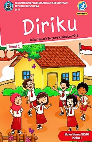 Tematik Terpadu (SD/MI Kelas I) Sampul Buku
