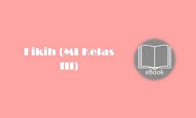 Ebook Fikih (MI Kelas III)