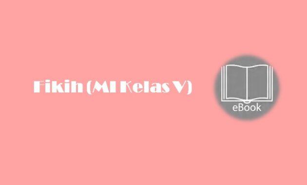 Ebook Fikih (MI Kelas V)