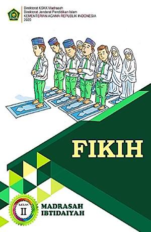 Fikih (MI Kelas II) Sampul Buku