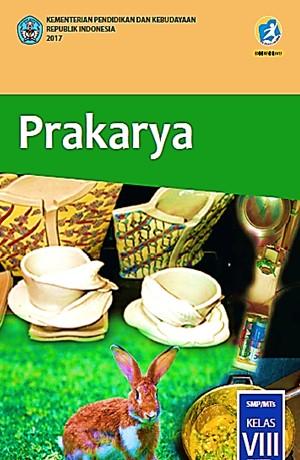 Prakarya (Kelas VIII) Sampul Buku