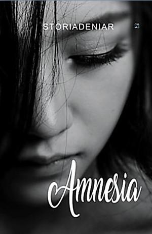 Amnesia Sampul Buku