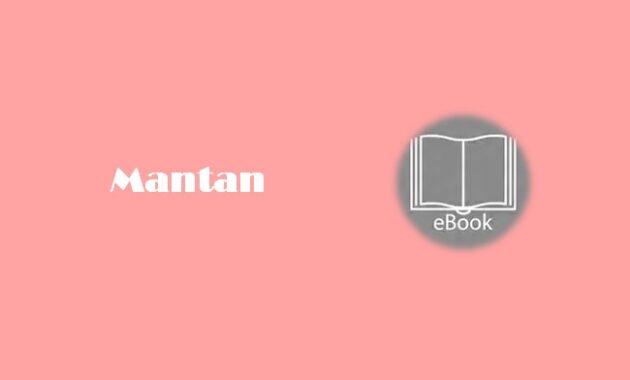Ebook Mantan