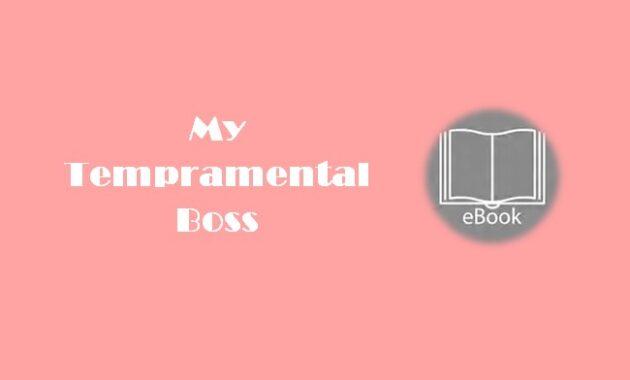 Ebook My Tempramental Boss