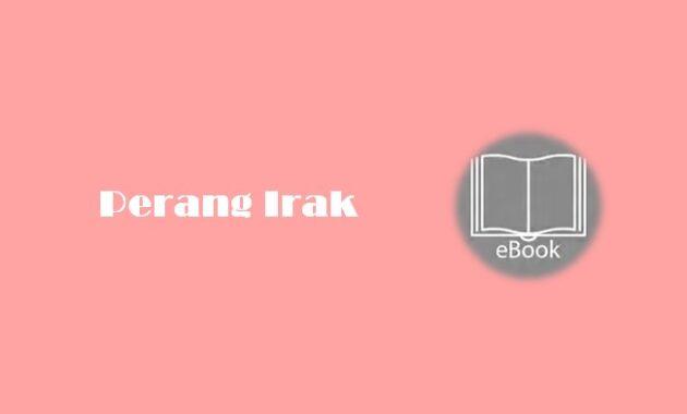 Ebook Perang Irak