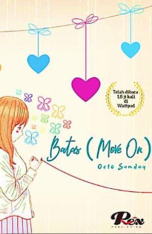 Batas (Move On) Sampul Buku