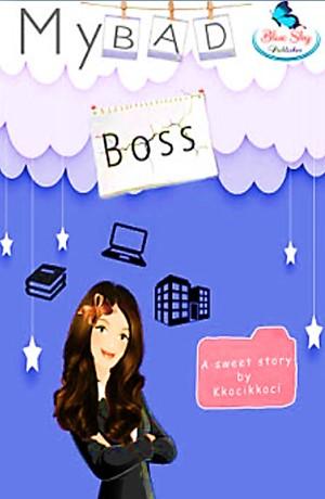 My (Bad) Bos Sampul Buku