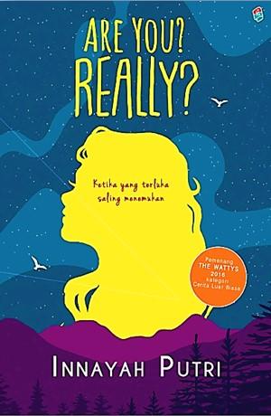 Are You Really Sampul Buku